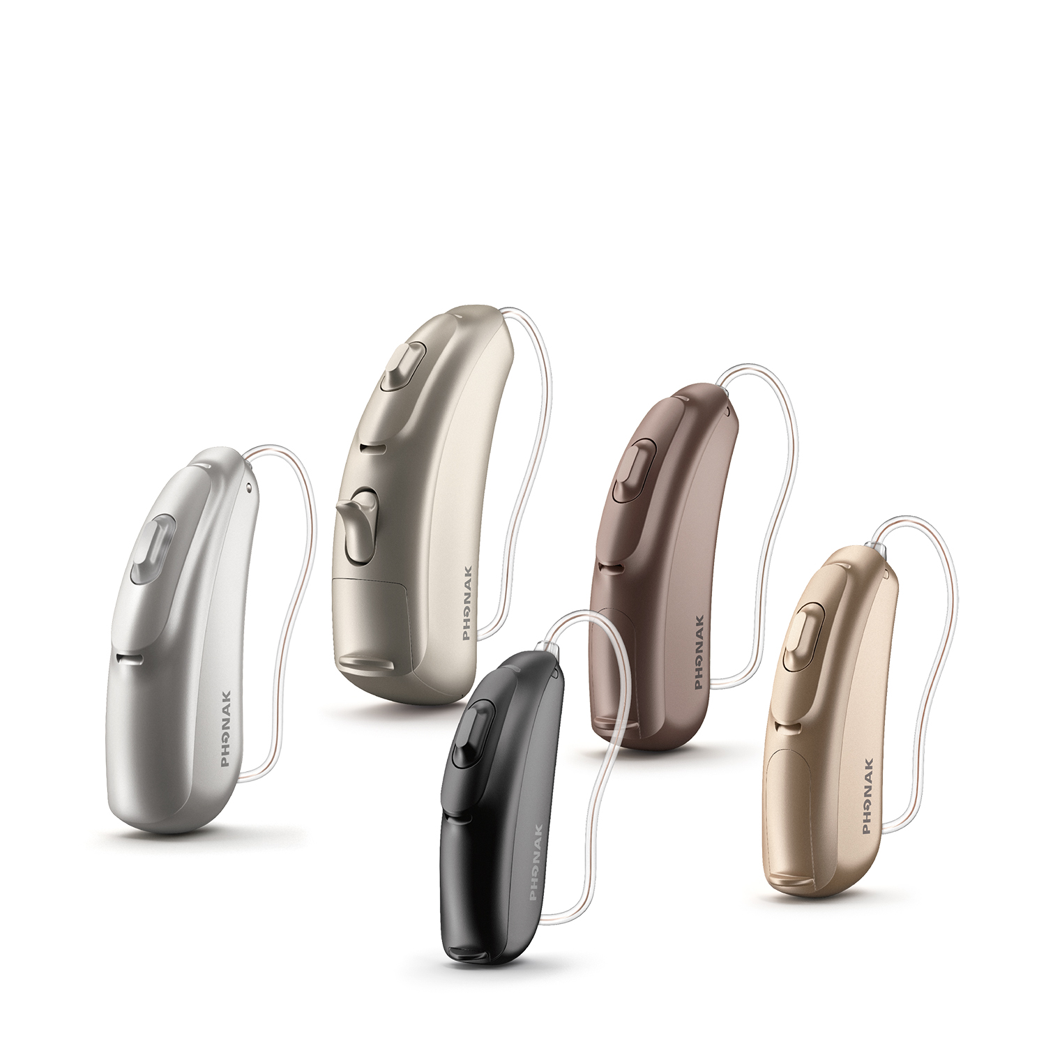 The Phonak Audeo Marvel Hearing Aid